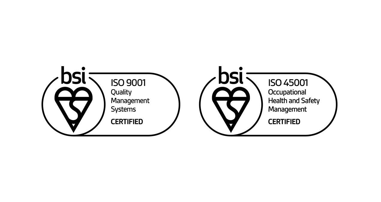 Siamo certificati